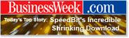 BusinessWeek - SPEEDbit's Incredible Shrinking Download